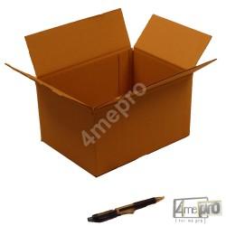 Cartón canal simple 25 x 18 x 14 cm