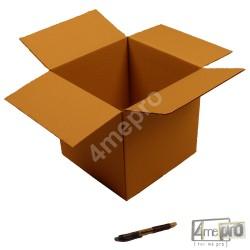 Cartón canal simple 25 x 25 x 25 cm