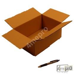 Cartón canal simple 27 x 19 x 12 cm