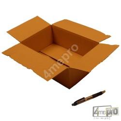 Cartón canal simple 30 x 20 x 10 cm