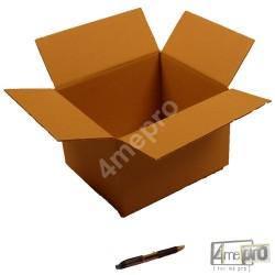 Cartón canal simple 30 x 25 x 20 cm