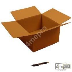 Cartón canal simple 30 x 30 x 18 cm