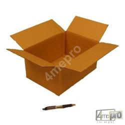 Cartón canal simple 31 x 22 x 15 cm
