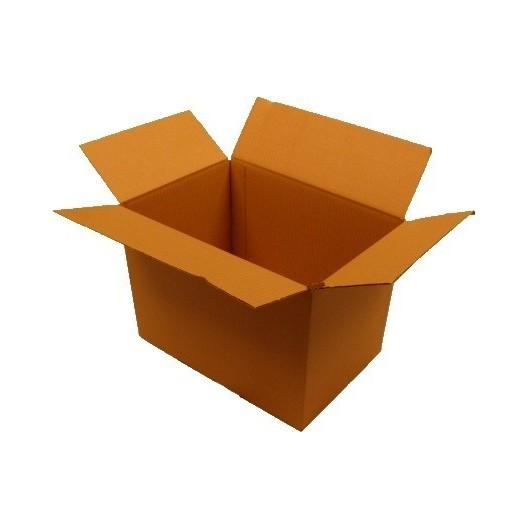 Cartón canal simple 35 x 23 x 25 cm