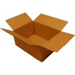 Cartón canal simple 36 x 27 x 16 cm