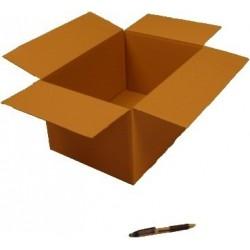Cartón canal simple 40 x 27 x 20 cm