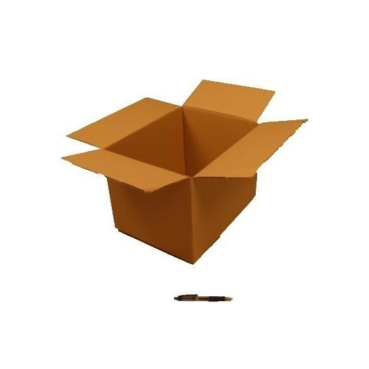 Cartón canal simple 40 x 30 x 27 cm