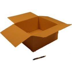Cartón canal simple 40 x 40 x 20 cm