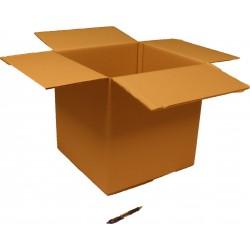 Cartón canal doble 40 x 40 x 40 cm