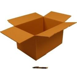 Cartón canal doble 45 x 32 x 27 cm