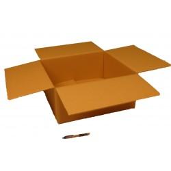 Cartón canal doble 45 x 45 x 20 cm