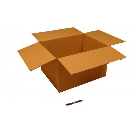Cartón canal doble 50 x 40 x 30 cm