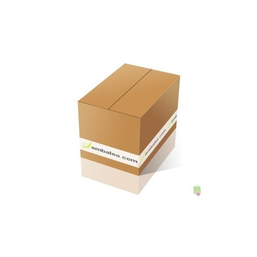 Cartón canal doble 30 x 30 x 30 cm