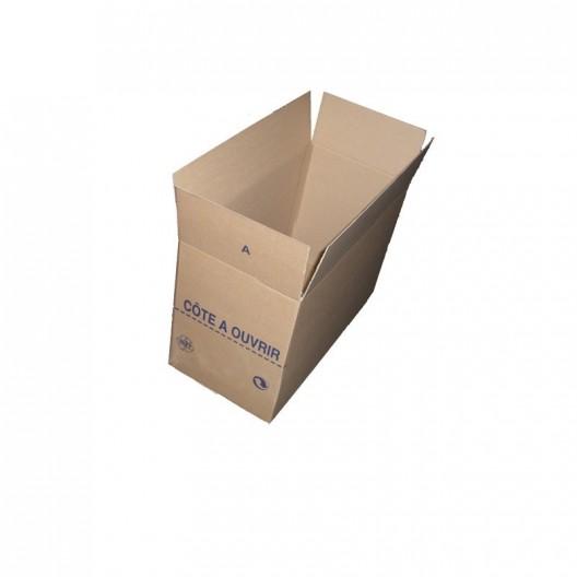Caja de cartón 60x30x40 cm