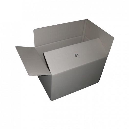 Caja de cartón para mudanza 60x40x40 cm