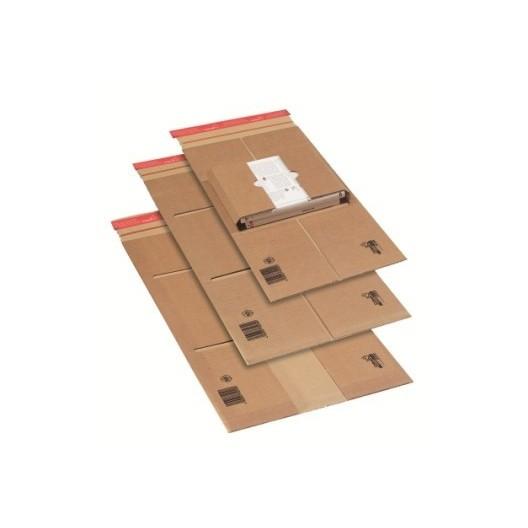Estuche postal con doble espesor 43 x 31 cm