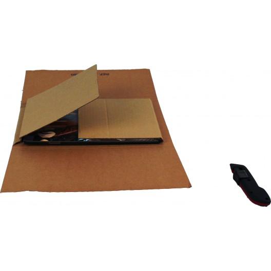 Caja para libros o carpetas - Carbook 43x31x6 cm