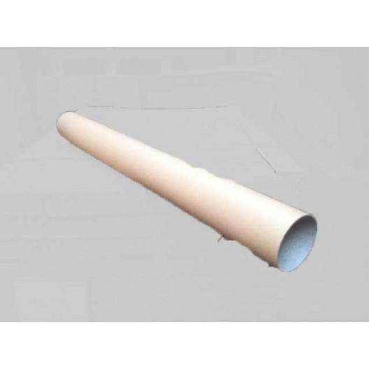 Tubos de cartón de envío 64cm + tapas