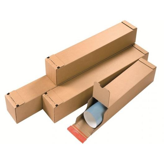 Tubos de envío cuadrados 43 X 10,8 X 10,8 cm