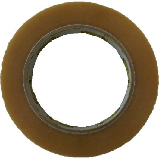 Cinta adhesiva PVC transparente 19/100ml