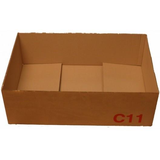 Cajas de Cartón GALIA C11 60x40x20 cm