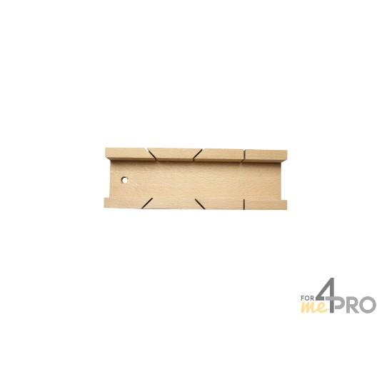 Caja de ingletes de carpintero 5,4x25x3,6 cm