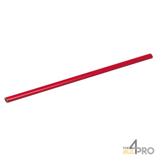 Lápiz de carpintero rojo 17,5 cm