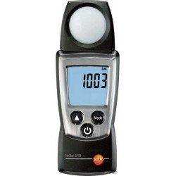 Luxómetro de bolsillo y económico Testo 540