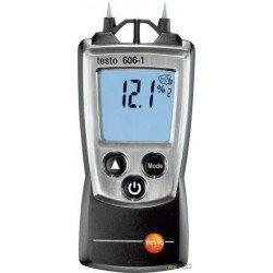Higrómetro para materiales y maderas testo 606-1