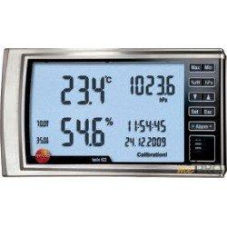 Higrómetro con visualización de la presión Testo 622