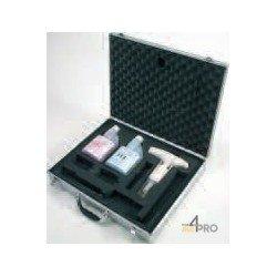 Set pH-metro Testo 205 con maleta