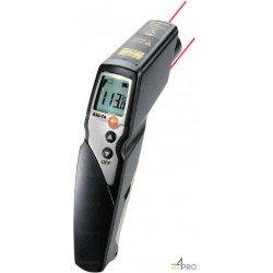 Set termómetro Testo 830-T4