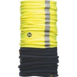 Cinta multifunción de protección reflectante Buff Polar amarilla y azul - Contra el frío
