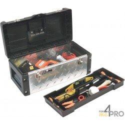 Caja de herramientas profesional 57 x 29 x 26 cm