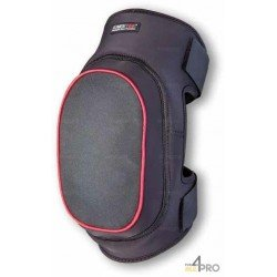 Rodillera de protección Safetek para superficies frágiles - Norma EN 14404/EPI tipo1