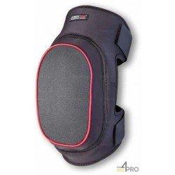 Rodillera de protección Safetek para superficies duras y rugosas - Norma EN 14404/EPI tipo1