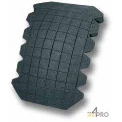 Rodillera para pantalón Maxi 16 - Norma EN 14404/EPI tipo2