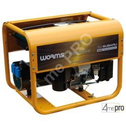 Grupo electrógeno con motor de gasolina monofásico Explorer 3010 XL 12