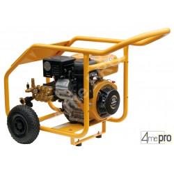 Limpiador de alta presión a gasolina con bomba de alta presión Jumbo 200-21 R