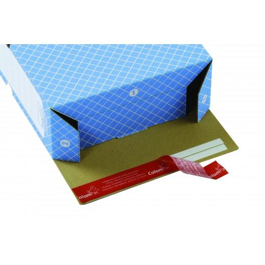 Cajas Archivo gris 32,2 x 9,5 x 24,9 cm