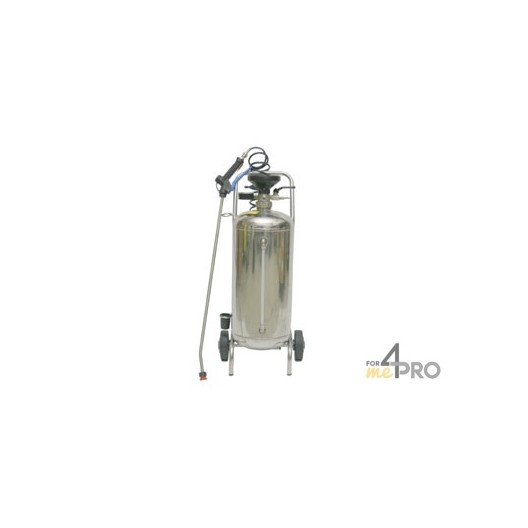 Pulverizador Spray-matic 24 l de acero inoxidable