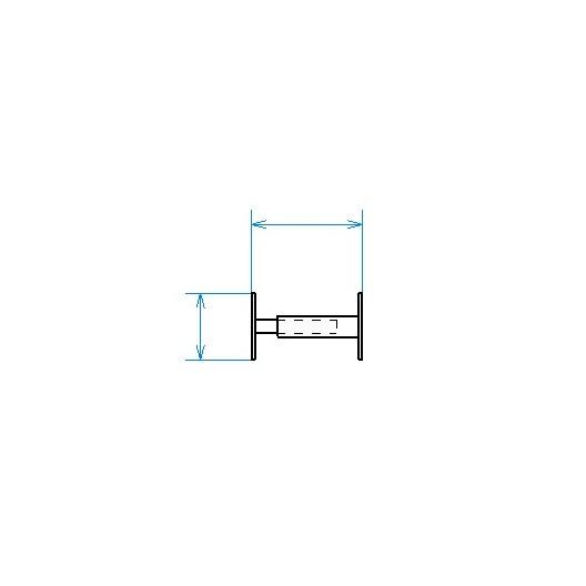 Red de seguridad telescópica desde 30 hasta 55 cm de largo para ventana desde 13 hasta 26 cm de alto