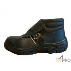 Botas de seguridad para soldadores