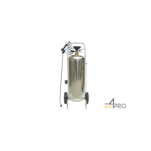 Pulverizador Spray-matic 50 l de acero inoxidable