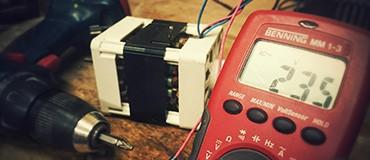Aparatos de medición electrónicos