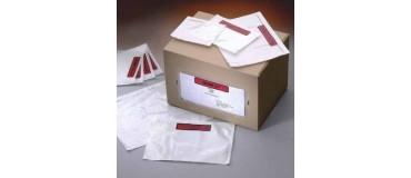 """Bolsas adhesivas con Mensaje """"Contiene Documentación"""""""