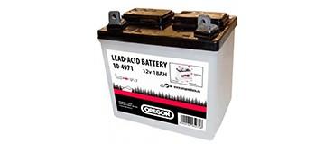 Baterías y bujías de encendido